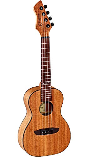 ORTEGA Horizon Series Standard Ukulele 4 String - Natural Mahogany (RUHZ-MM)