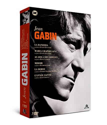 Coffret Jean Gabin 6 Films