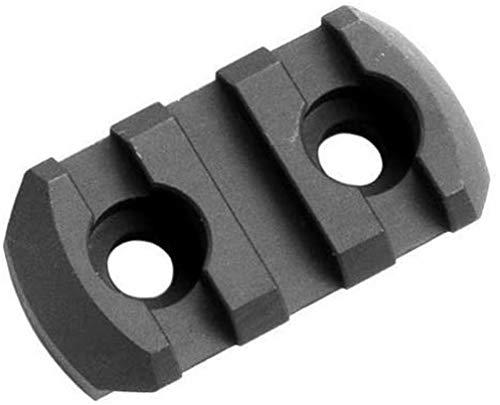 Magpul Herren M-lok Aluminum Picatinny Accessory Rail Sporting Good, schwarz, Einheitsgröße