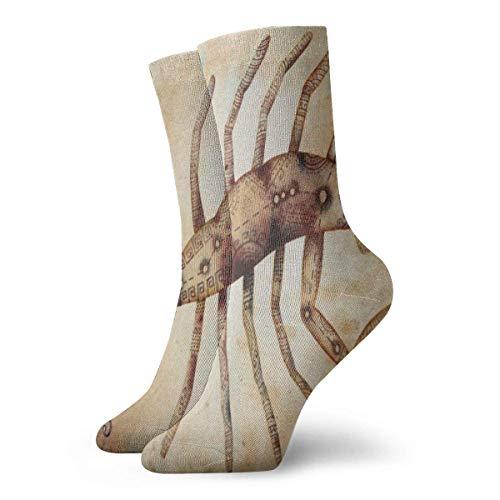 Crew Socks Scorpio Constellation Universe - Cojín para botas cortas (30 cm)