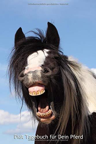 Diät Tagebuch für Dein Pferd: inkl. Vorlagen zum ausfüllen