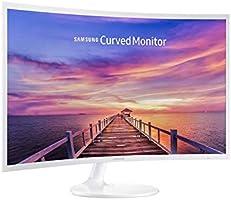 Samsung 32 inch CF391 Curved Monitor (LC32F391FWMXUE)