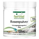 Basenpulver - mit Calcium und Magnesium - VEGAN - 250g