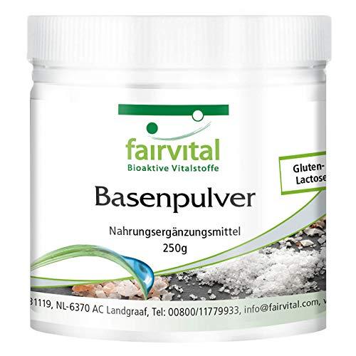 Basispoeder - met calcium en magnesium - VEGAN - 250g