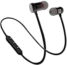 Rocketkart Wireless in Ear Earbuds Headphones for OnePlus 8 7T Redmi Note 9 Pro Mi Note 8 Pro Mi 8A Dual K20 Pro Mi Note 7 Pro Y1 Y2 Y3 Mi A1 A2 A3 Redmi Note 5 Pro A21s M30 Poco X2