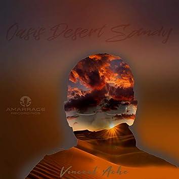 Oasis Desert Sandy