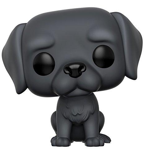 Funko POP Pets Labrador Retriever Action Figure, Black