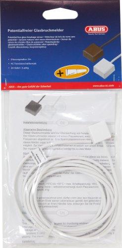 ABUS Glasbruchmelder passiv GBM7300, weiß, 56985