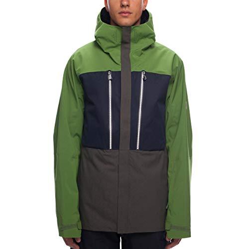 Chaqueta de snowwear para hombre 686 GLCR Ether Down Thermagraph Jacket