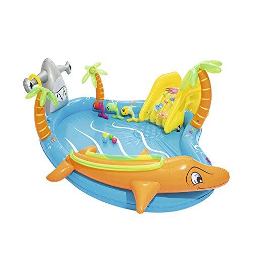 FYJK Aufblasbarer Brunnen, Ocean Ball Pool für Kinder, Sommer Wasser Party Versorgung verdickten Pool