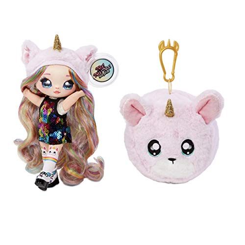 Na! Na! Na! Surprise Pom Doll Assortment Bambola alla Moda, Multicolore, 565987