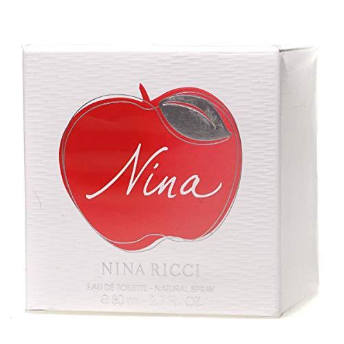 NINA by Nina Ricci Eau De Toilette Spray 2.7 oz / 80 ml (Women)