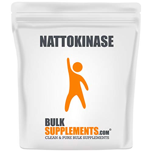 BulkSupplements Nattokinase Powder (10 Grams)