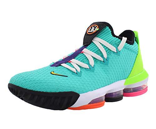Nike Lebron 16 XVI Low Air Max Trainer 2 CI2668-301 US Size 9.5