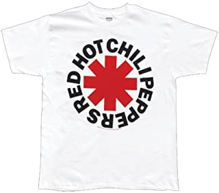 Red Hot Chili Peppers Los Chili T-Shirt Giallo