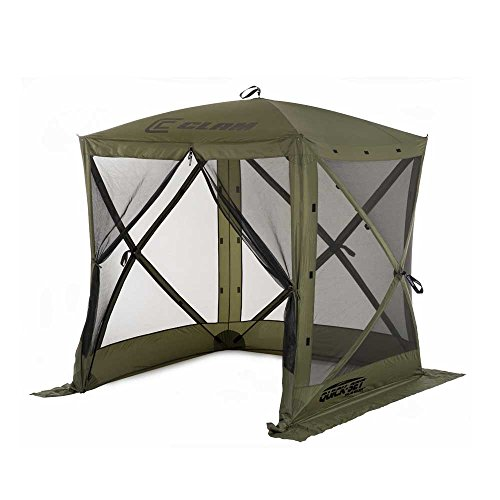 Quick Set 9870 Tent, 72 x 72-Inch, Green