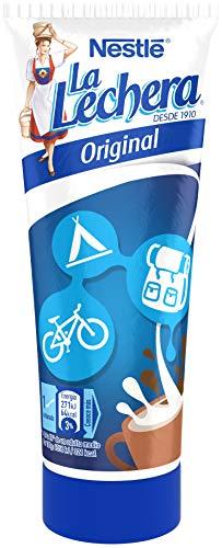 Nestlé La Lechera Leche condensada - Tubo de leche condensada - Cantidad 170 g
