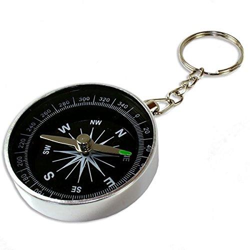 Kompass Schlüsselanhänger, 1 Stk