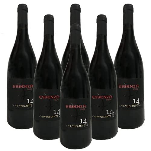 Aglianico Invecchiato Essenza| 6 bottiglie 75cl |Vino Rosso Cantine Carannante