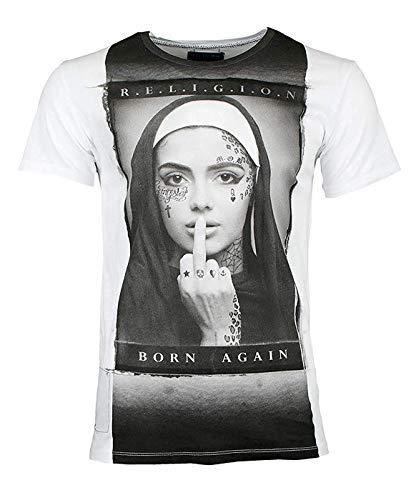 Religion Born Again - Camiseta para hombre