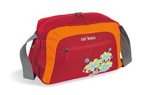 Tatonka Kinder Sporttasche School Pack Plus, Hibiscus, 35 x 24 x 14 cm, 10 Liter