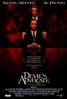 L' avvocato del diavolo 69cm x 102cm (circa.) poster