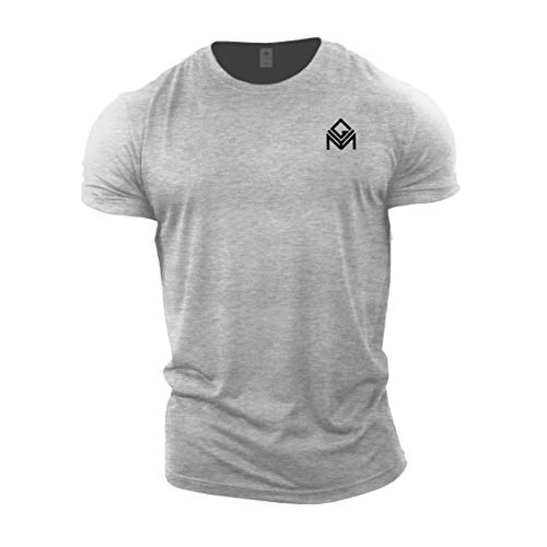 GYMTIER Gym T-Shirt | Mens Bodyb...