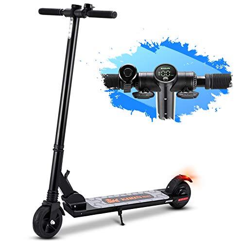Elektro Scooter, 150W Motor E-Scooter, Maximale Geschwindigkeit 25km/h, 5.5