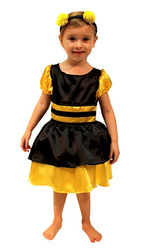 Cesar – F197-003 – Kostüm – Biene – 5/7 Jahre