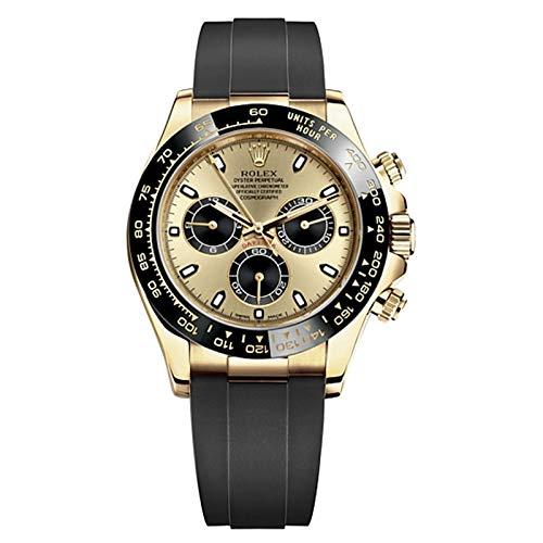 Rolex Cosmograph Daytona Chronograph Automatic Oysterflex Mens Watch 116518CBKSR