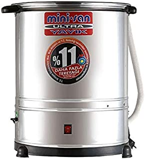 Round electric ultra butter churning machine, Butter extraction machine - 15ltr