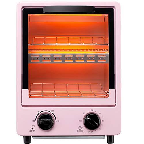 Horno Grill Electrico 12L, Temperatura Controlable 100-230 ° De 60 Minutos De...