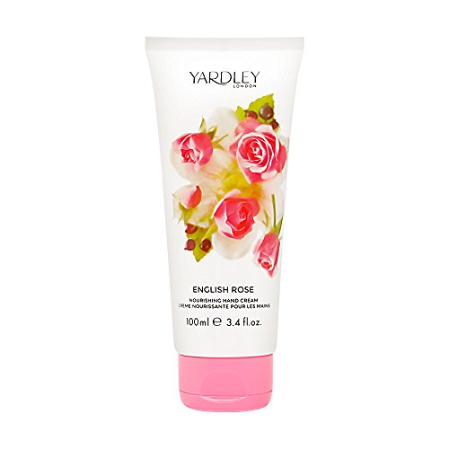 Yardley Of London Englische Rose Pflegende Handcreme für Sie, 100 ml