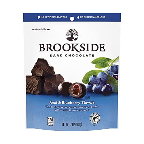 chocolate amargo ferrero rocher fabricante Brookside