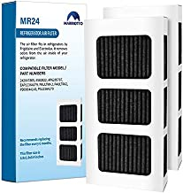 MARRIOTTO Paultra2 Frigidaire Refrigerator Air Filter Replacement, Compatible with Pureair Ultra 2, Pure Air Ultra 2, Pureair Ultra ii, Electrolux 242047805, 5303918847, EAP12364179, 2Pack