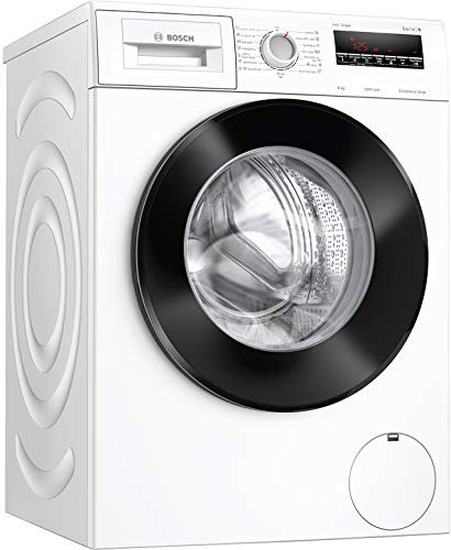 Bosch 8 kg 5 Star Inverter Touch Control Fully Automatic Front Loading Washing Machine with In-...