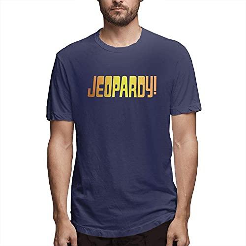 light Saber DUN Jeopardy! - Camiseta de manga corta para hombre