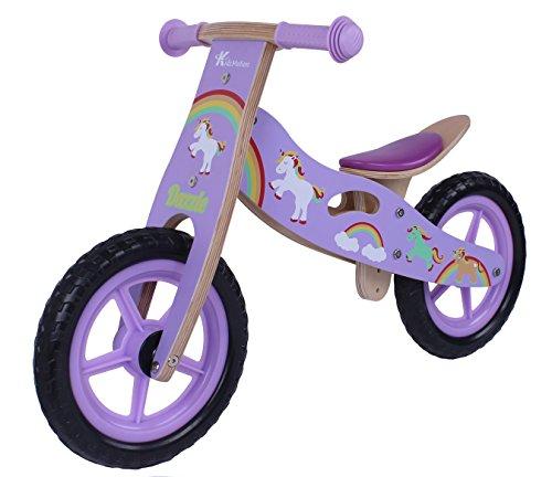 Kidzmotion 'Dazzle' Wooden Balance Bike/first bike/running bike