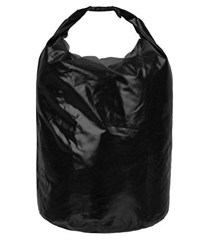 SWISSONA Dry Bag, wasserfester Packsack für Boot, Camping, Segeln, Kajak, 38 Liter, robust & langlebig| Trockensack, Outdoor Dry Bag, Dry Sack