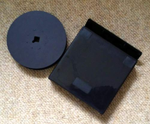 16 mm 30,5 m Tageslicht-Spule und Box