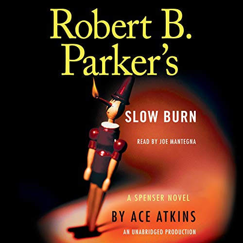 Robert B. Parker's Slow Burn cover art