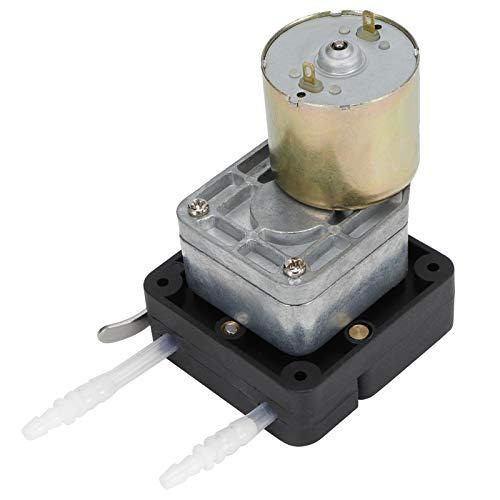 FOLOSAFENAR Cabezal de Bomba peristáltica Bomba de Agua de Acero Inoxidable, para máquina de Bebidas, para Lavadora, para Suministro de Tinta