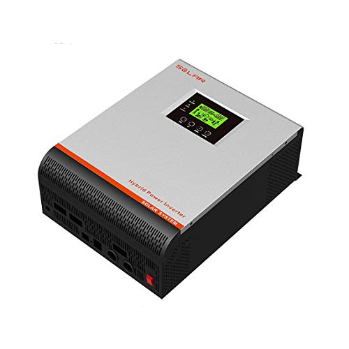 Inversor Onda Pura Hibrido 3Kva (2400w) 24V Regulador 50A Cargador 30A Pure Wave Inverter REACONDICIONADO