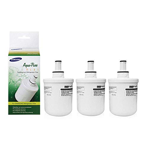 Samsung DA29-00003F Aqua-Pure Plus Refrigerator Water Filter (3 pack)