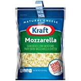 shredded low moisture part skim fresh slide bag locks in freshness natural mozzarella WE SUGGUEST YOU SELECT SECOND DAY OR EXPEDITED SHIPPING FOR THIS ITEM