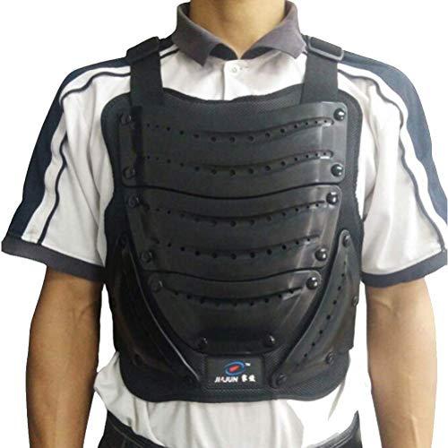 PLEASUR Volwassen Motorfiets Off Road Riding Armor Vest Borst rug rugbeschermer Beschermende Gear