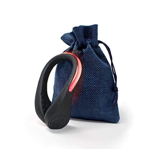 Kuikit -Clips De Luz para Zapatillas para Usar en Patinete Eléctrico -...
