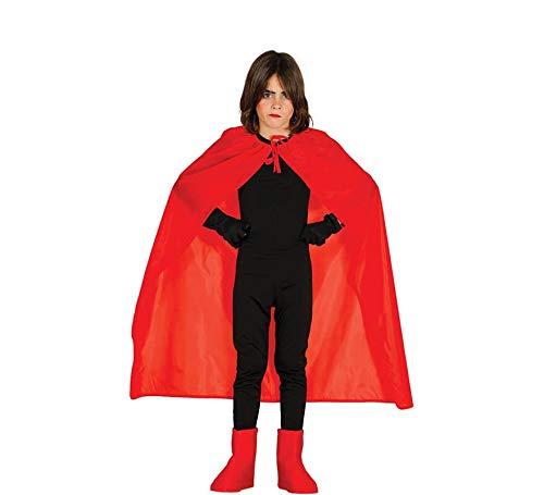 Capa Roja para niños 100 cm