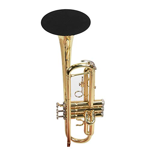 trumpet bells Alto Saxophone/trumpet cover (4.8-5.3 inch) Bell Cover for Brass Instrument Care Products Musical Instrument Accessories for Alto Saxophone/trumpet