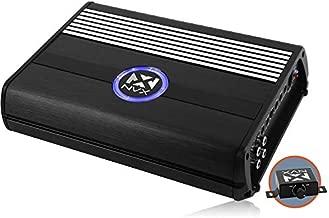 NVX Professional Grade True 750-watt Monoblock Class D B.O.O.S.T Series Amplifier [BDA7501]
